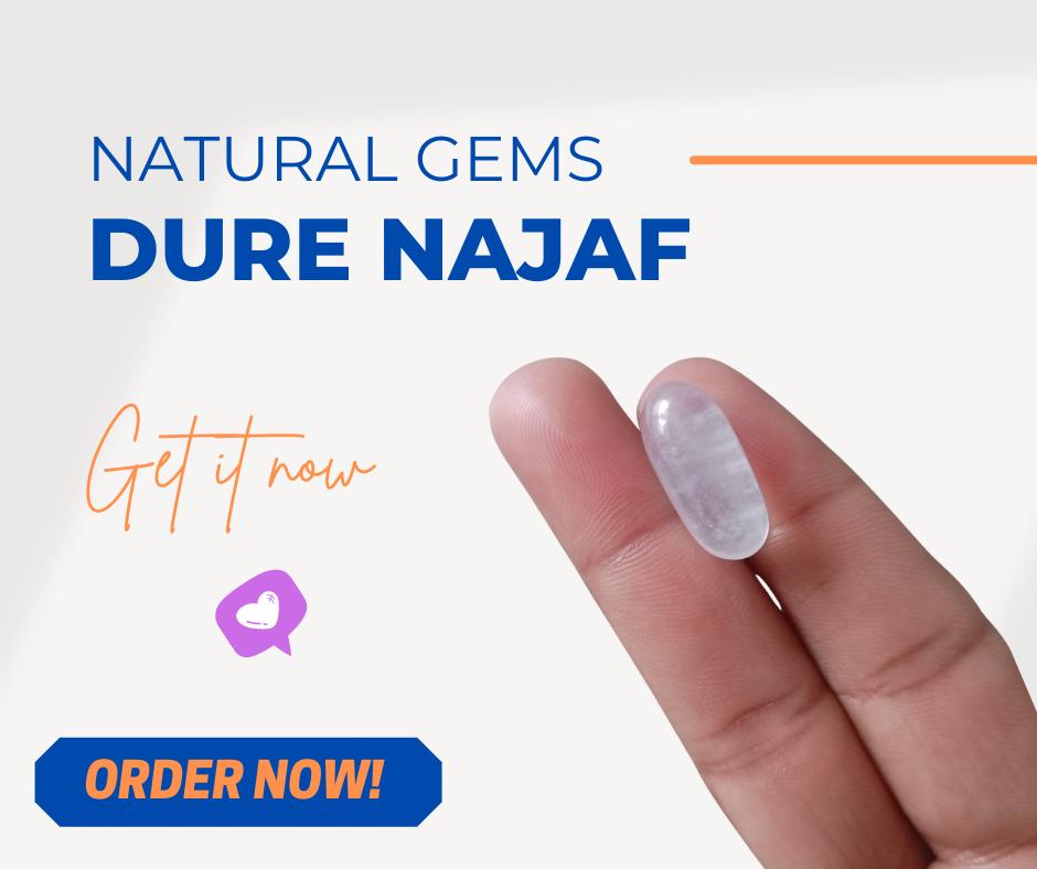 Dure-Najaf Gemstone in Pakistan