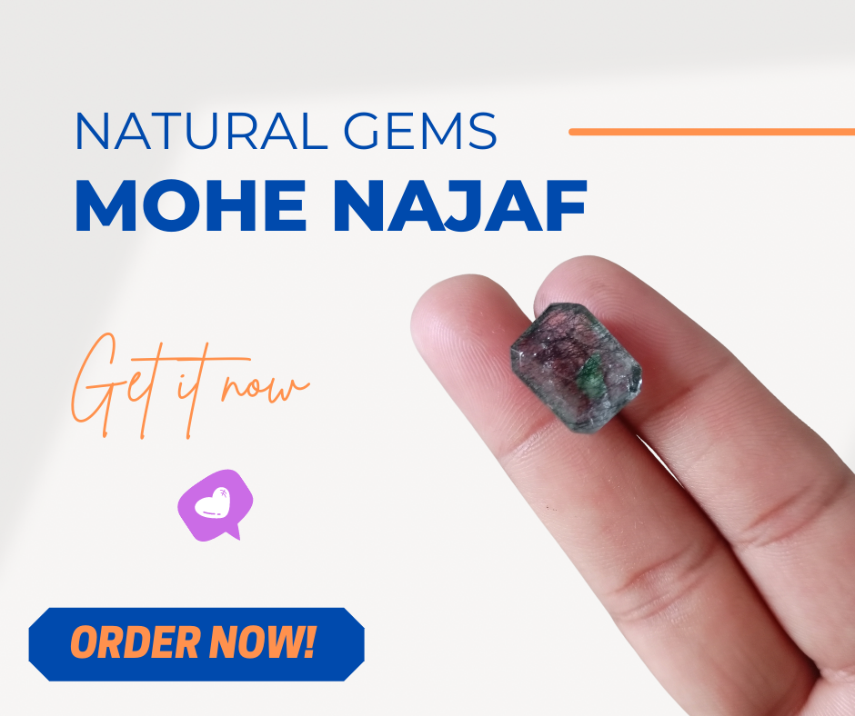 Mohe Najaf Stone for Ring