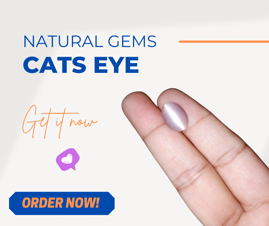 Buy Cats Eye Gemstone at Affordable Price in Pakistan