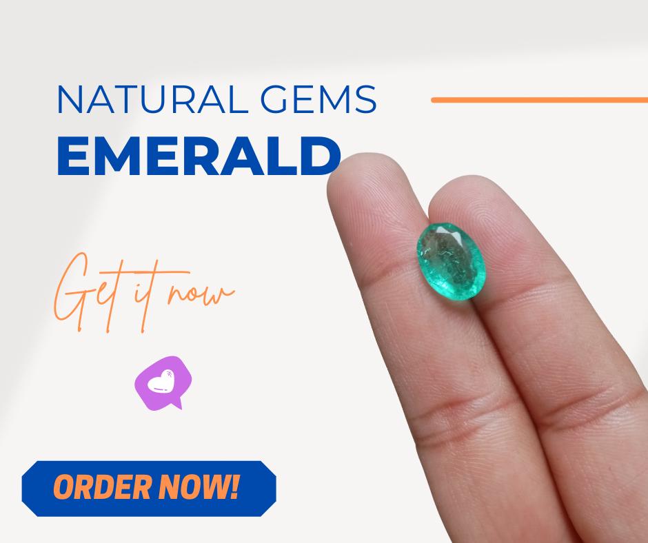 Buy Zambian Emerald Online