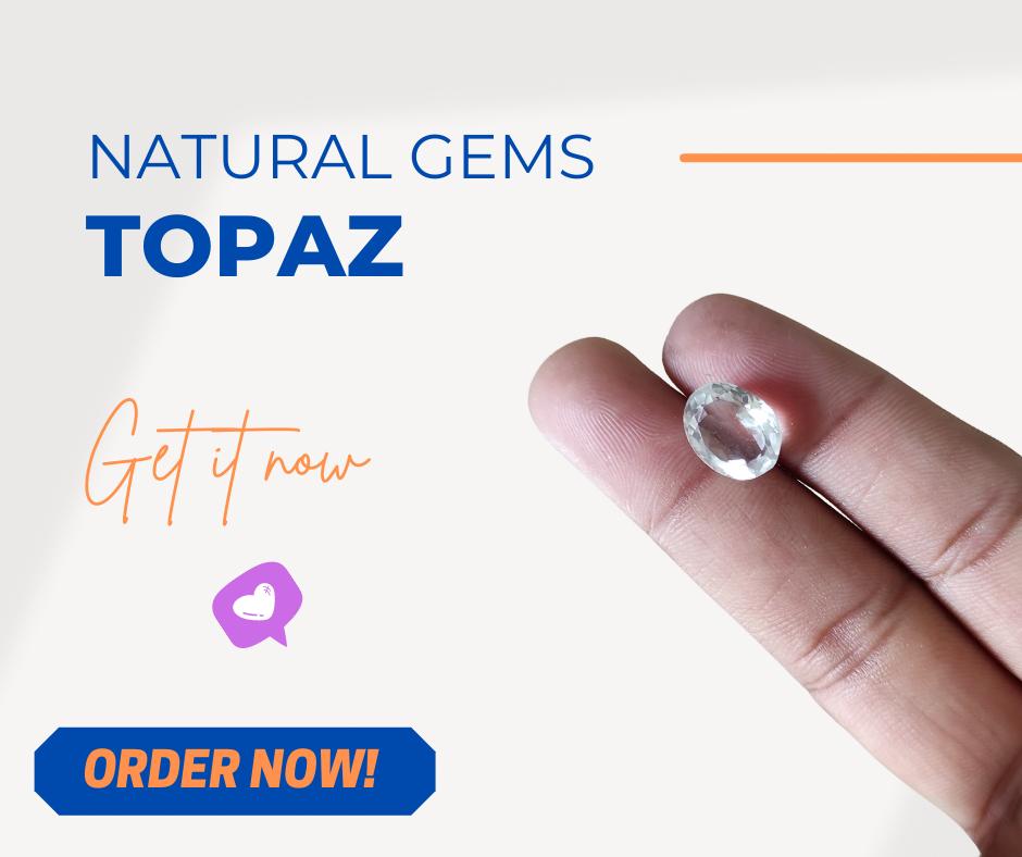 Buy Topaz Stone in Paksitan