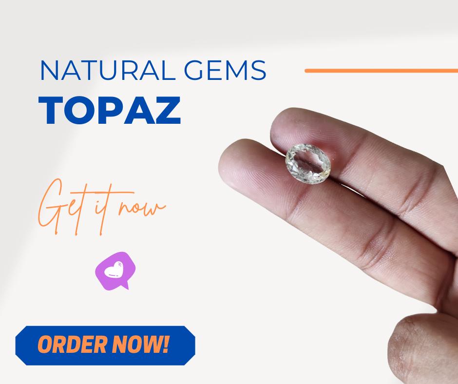 Natural Topaz Online