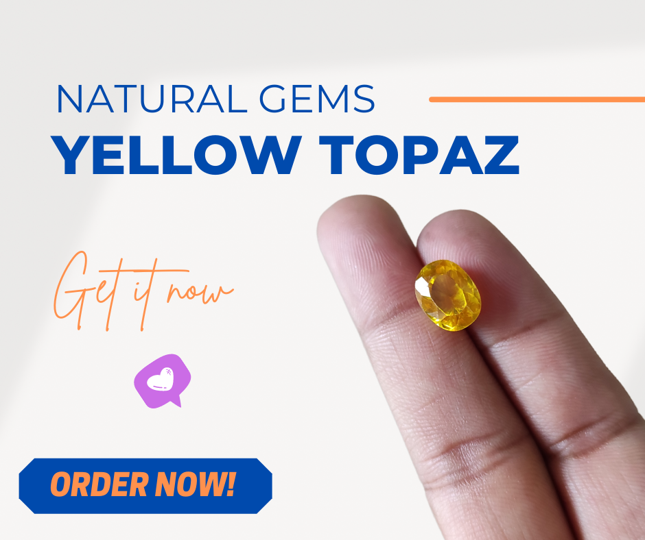 Yellow Topaz Stone Price in Pakistan